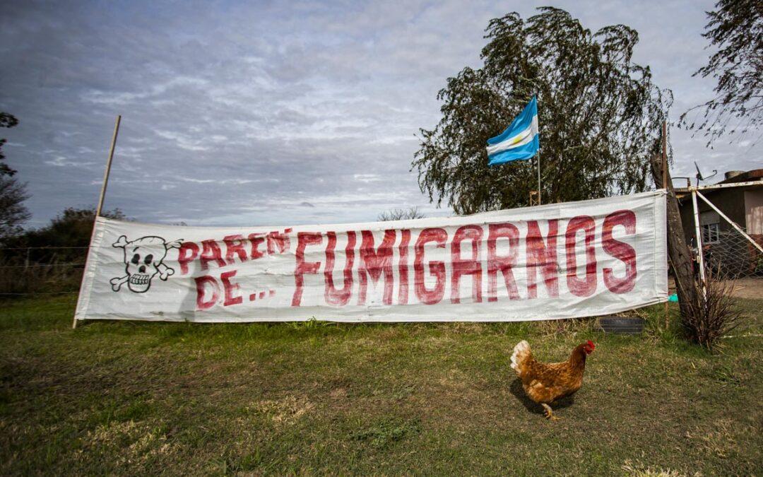 De los pueblos fumigados a los municipios agroecológicos