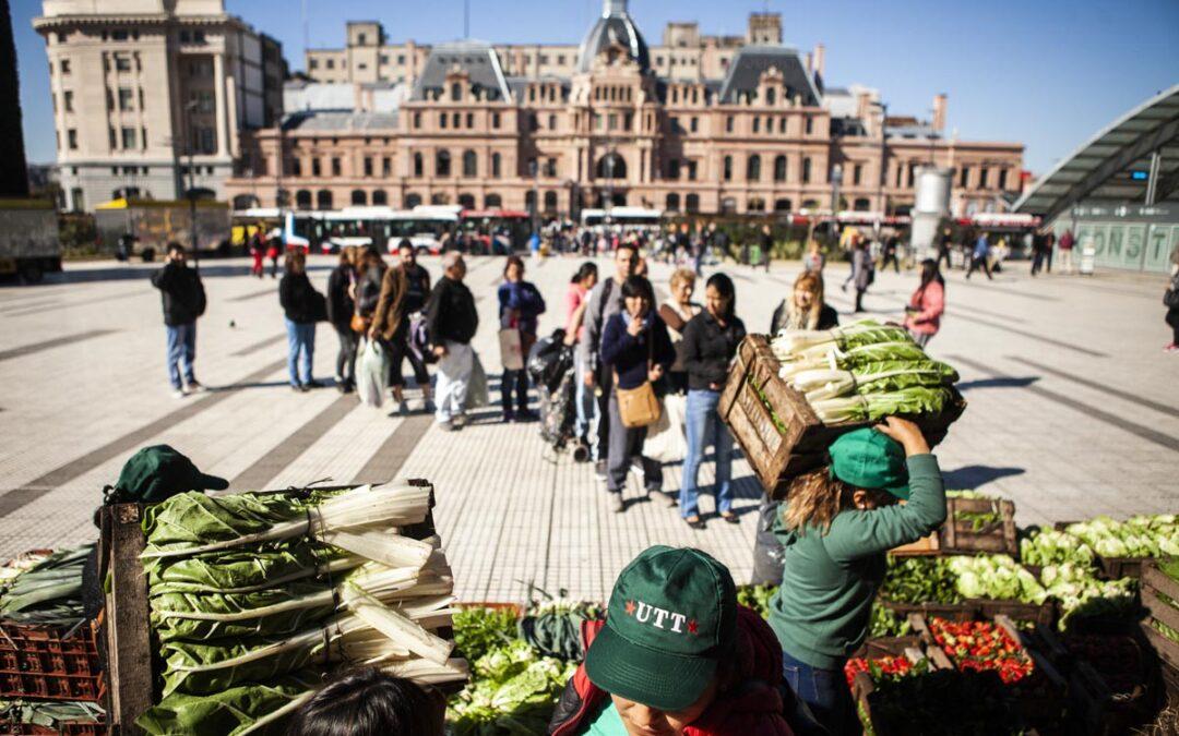Menos supermercados, más precios justos