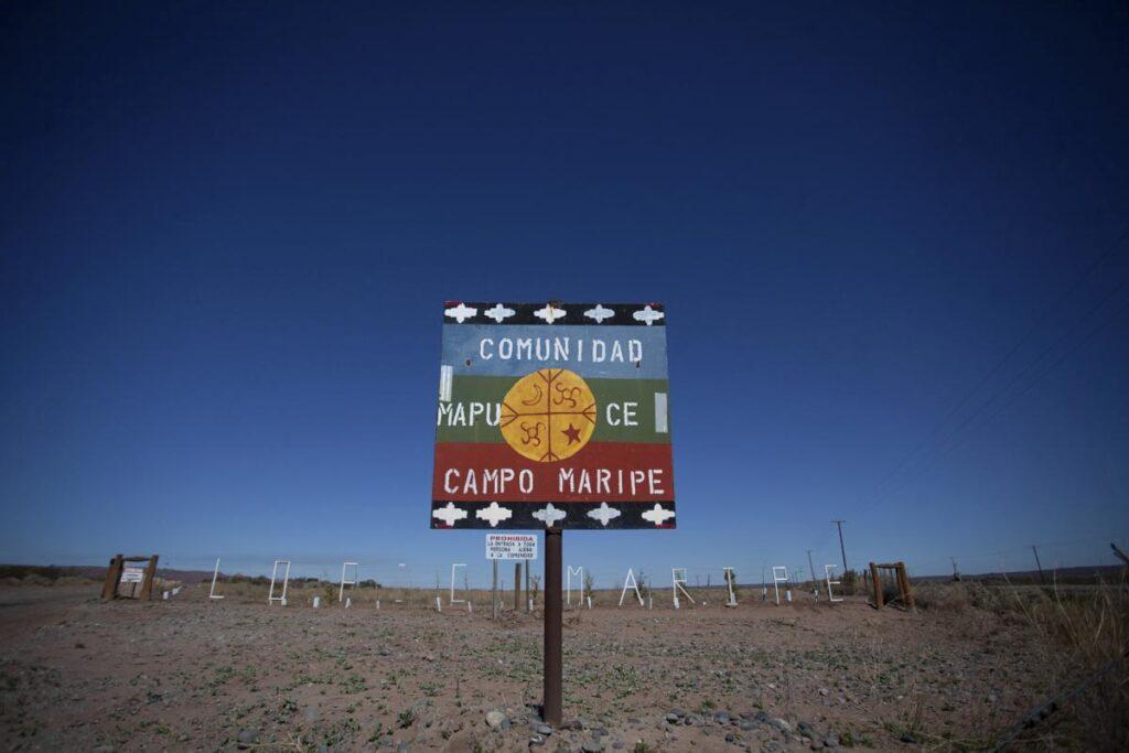 Comunidad Mapuche Campo Maripe