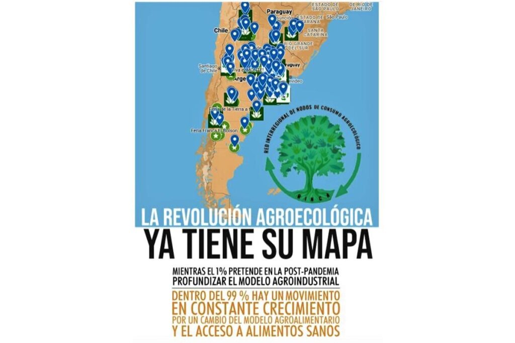 Mapa ruta sana de alimentos