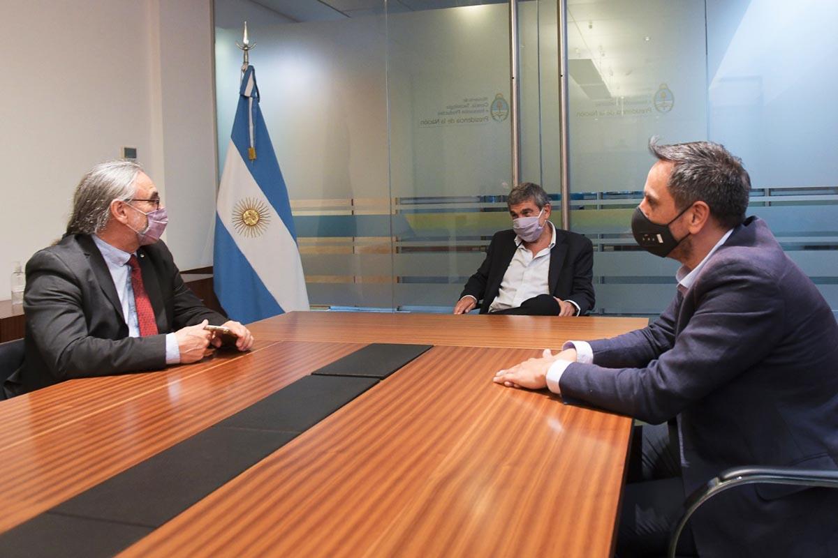 Los Ministros Luis Basterra, Roberto Salvarezza y Juan Cabandie convocan a la comunidad científica a participar del Inventario para la Producción Sustentable.