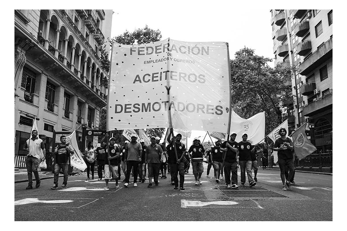 Marcha de la FTCIODyARA