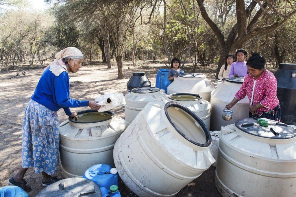 Derecho al agua en la Argentina