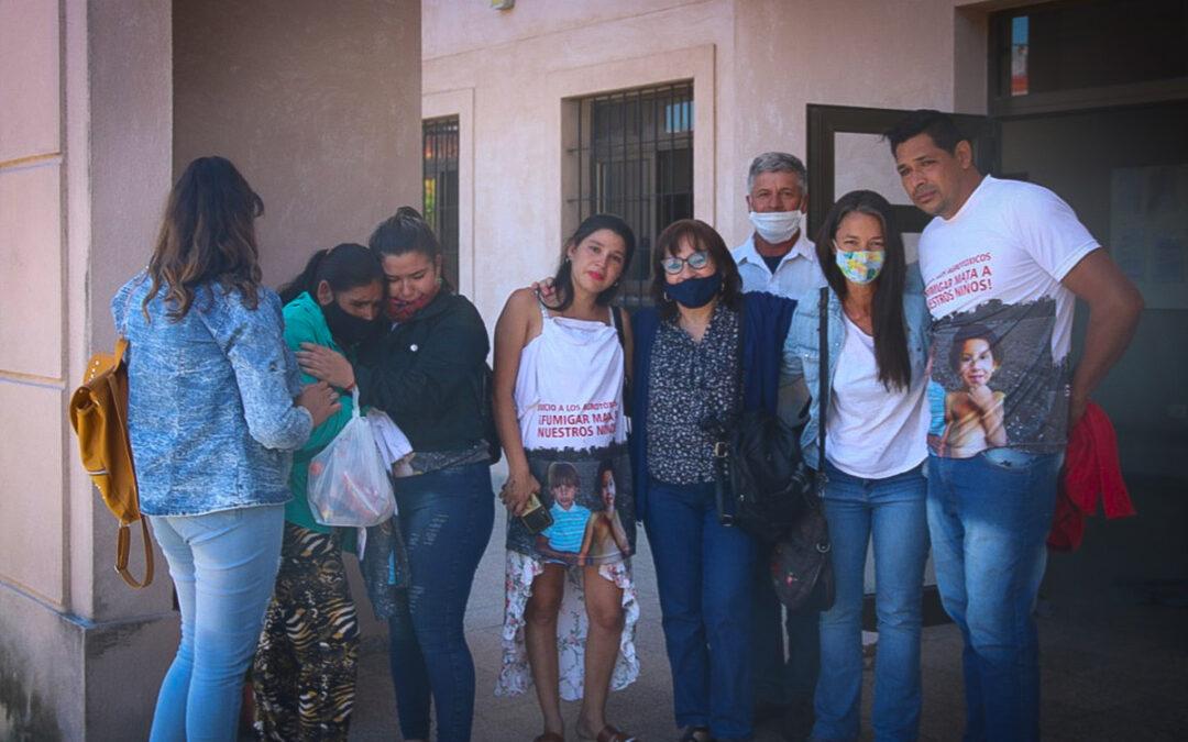 Corrientes: condenan a empresario hortícola por la muerte del niño Nicolás Arévalo, intoxicado con agrotóxicos