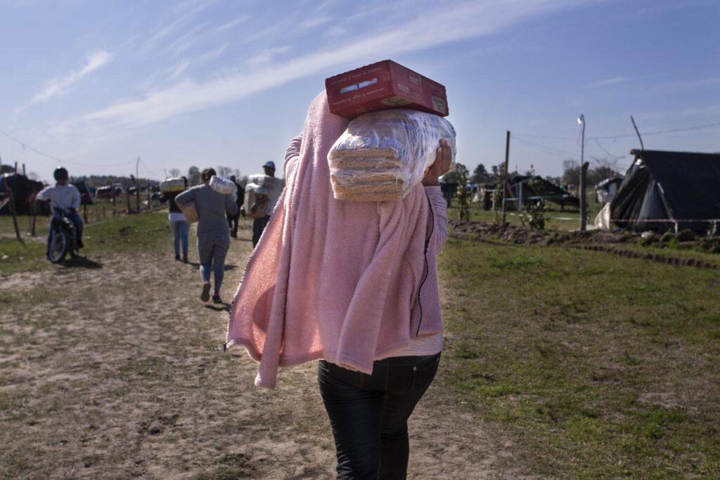 El hambre, la verdadera pandemia.