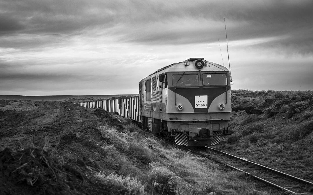 La justicia social y la soberanía viajan en tren