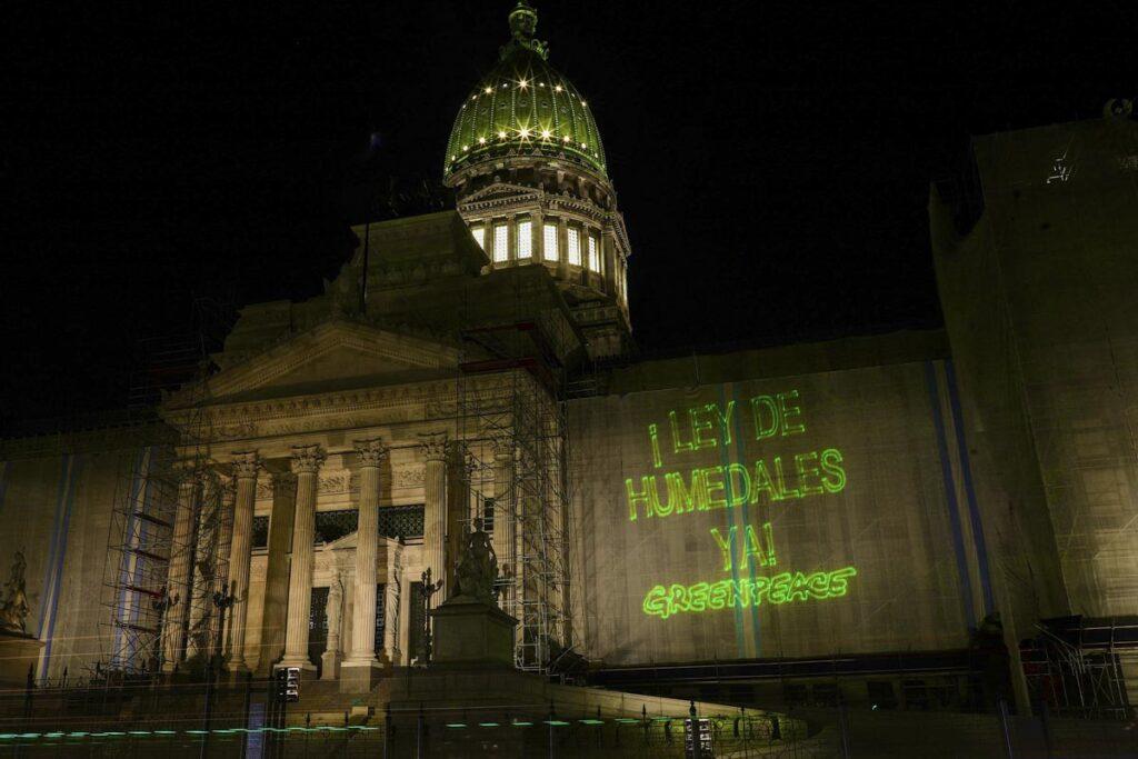 Organizaciones reclaman avances en la Ley de Humedales
