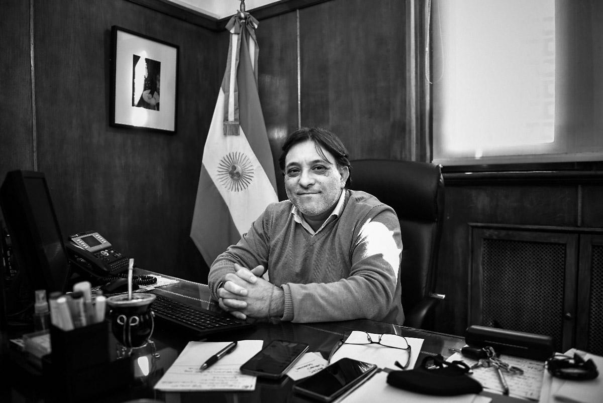 Miguel Gomez. Secretario de Agricultura Familiar
