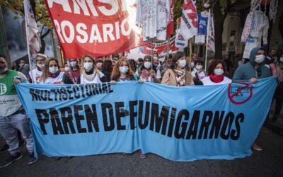 Diez hechos para debatir el uso de agrotóxicos en la Argentina