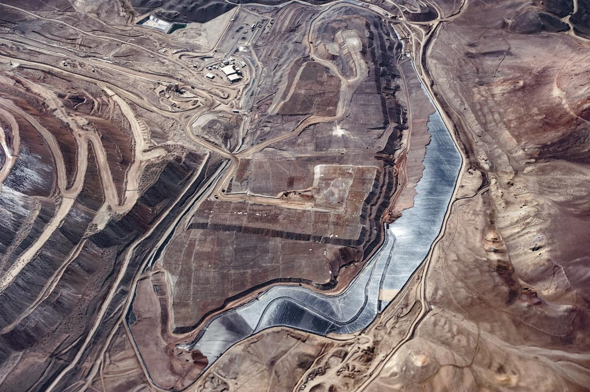 Agua contaminada en Jáchal