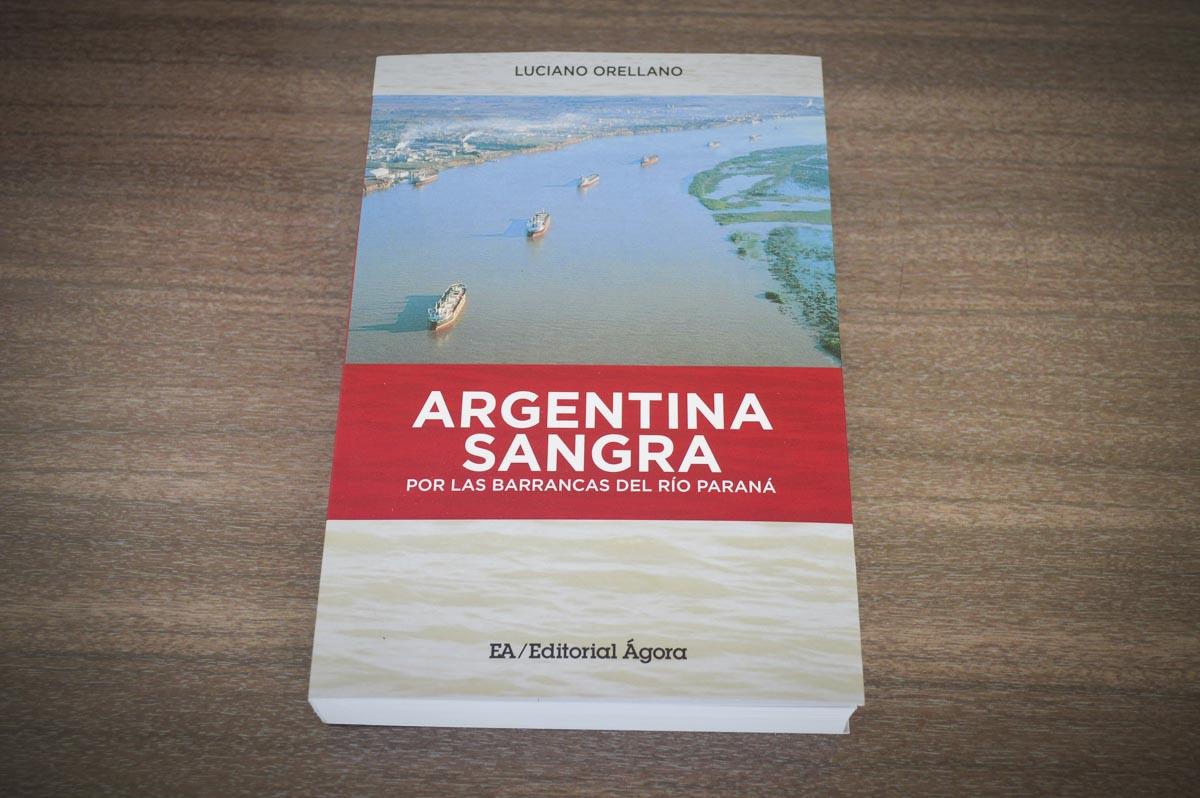 Argentina Sangra. Luciano Orellano