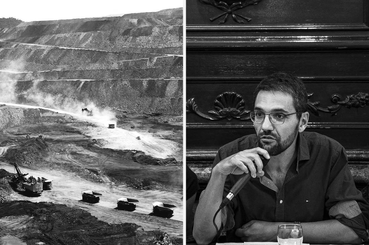 El extractivismo no es una alternativa valida para el desarrollo. Entrevista a Horacio Machado