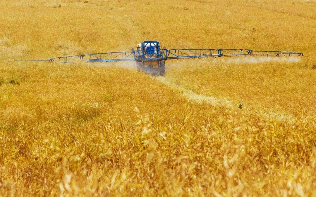 Estudio científico: el uso de agrotóxicos en campos cercanos afecta las prácticas agroecológicas
