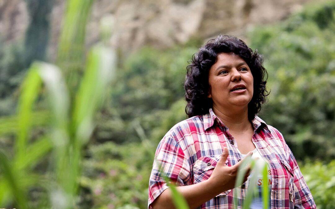 Conversación con Laura y Bertha Zúñiga, las hijas de Berta Cáceres