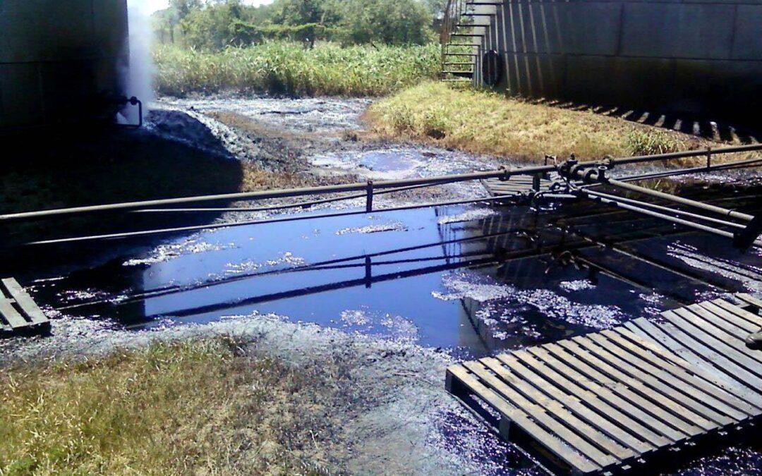 El Estado cómplice de la contaminación empresaria en la causa Carboquímica