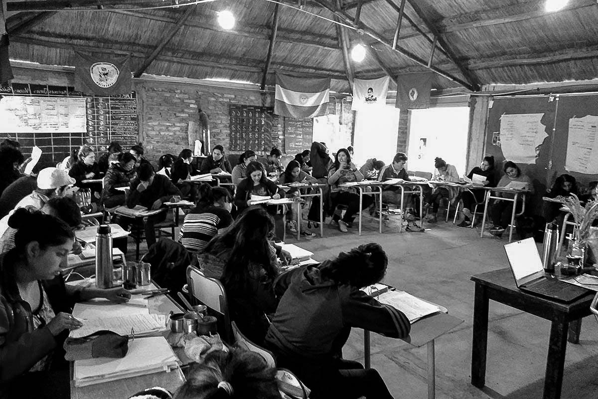Escuela Campesina Agroecológica en Mendoza