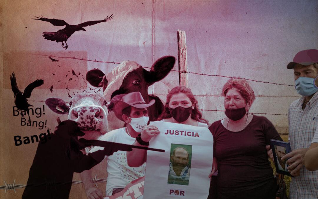 """Seis meses sin Juan Carlos """"Cheta"""" González, campesino asesinado en Tucumán"""