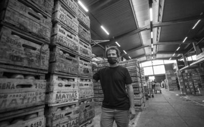 """Nahuel Levaggi: """"Para bajar el precio de la fruta y la verdura hay que cambiar el modelo"""""""