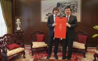 Vaca Narvaja reivindicó el acuerdo comercial con China para la producción de cerdos