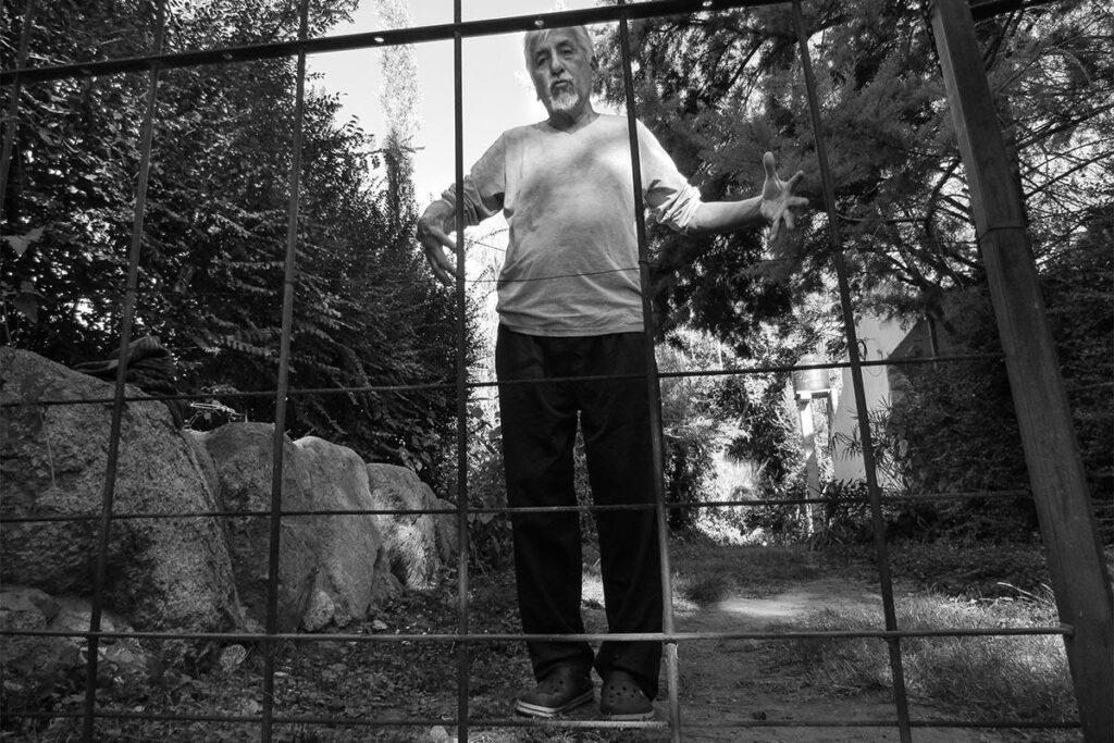 Aldo Flores, detenido con prisión domiciliaria en Andalgalá, Catamarca