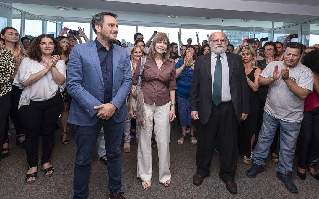 """""""Un pedido de renuncia injustificado"""", Daniel Somma dejó la presidencia de Parques Nacionales"""