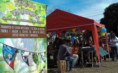 Mercado Vaquereño, una experiencia de comercio justo y lazos solidarios en Salta