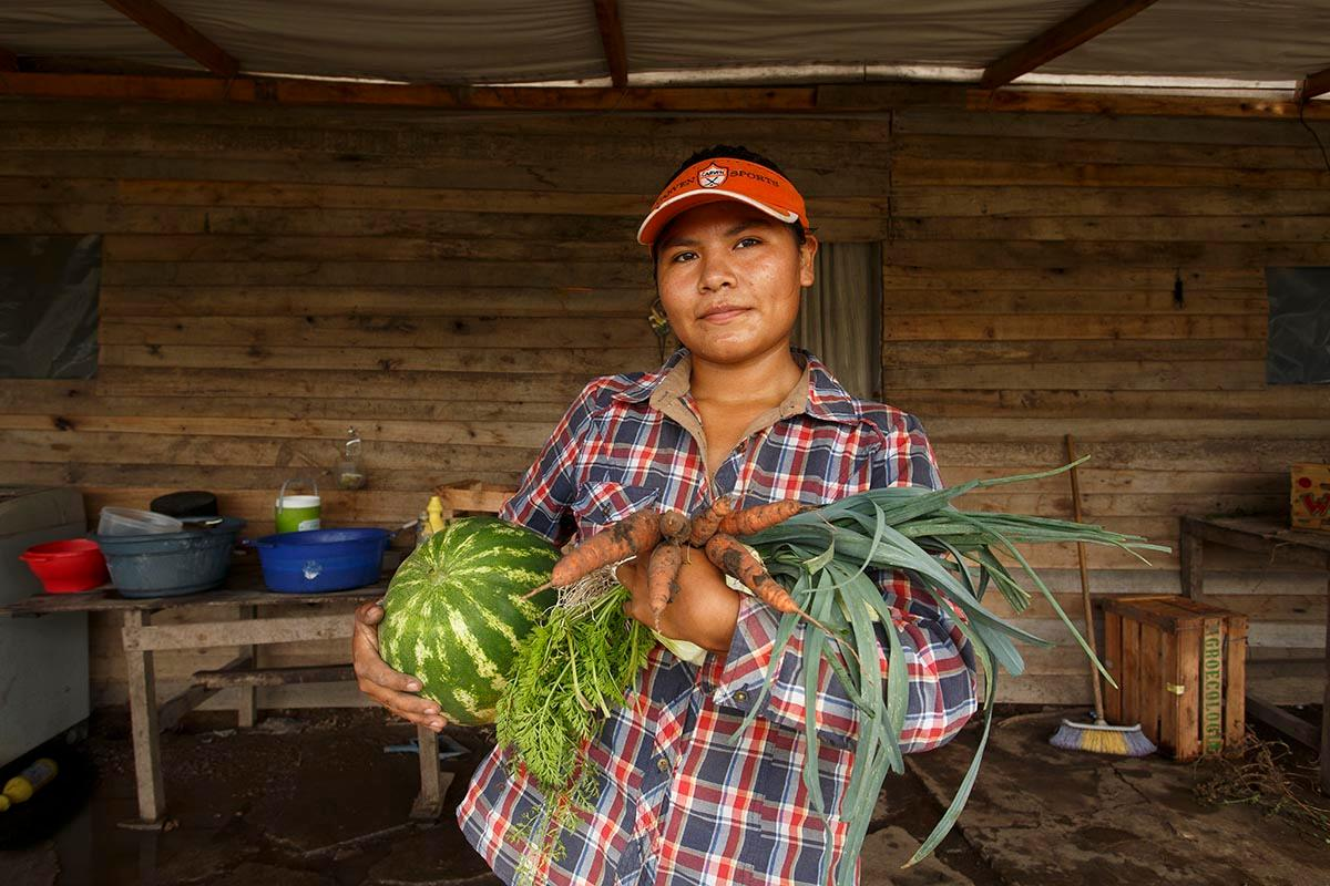 Alimentos agroecologicos y orgánicos