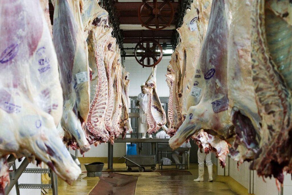 Conformación de precios: Carne