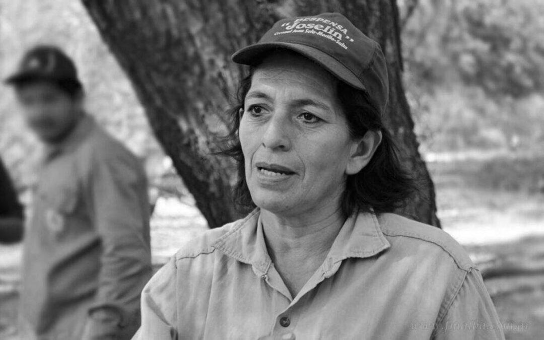 La causa de Lucía Ruiz, la causa de los derechos campesinos