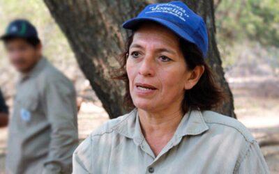 """Lucía Ruiz: """"La absolución nos da fuerzas para seguir con nuestra lucha por la tierra"""""""