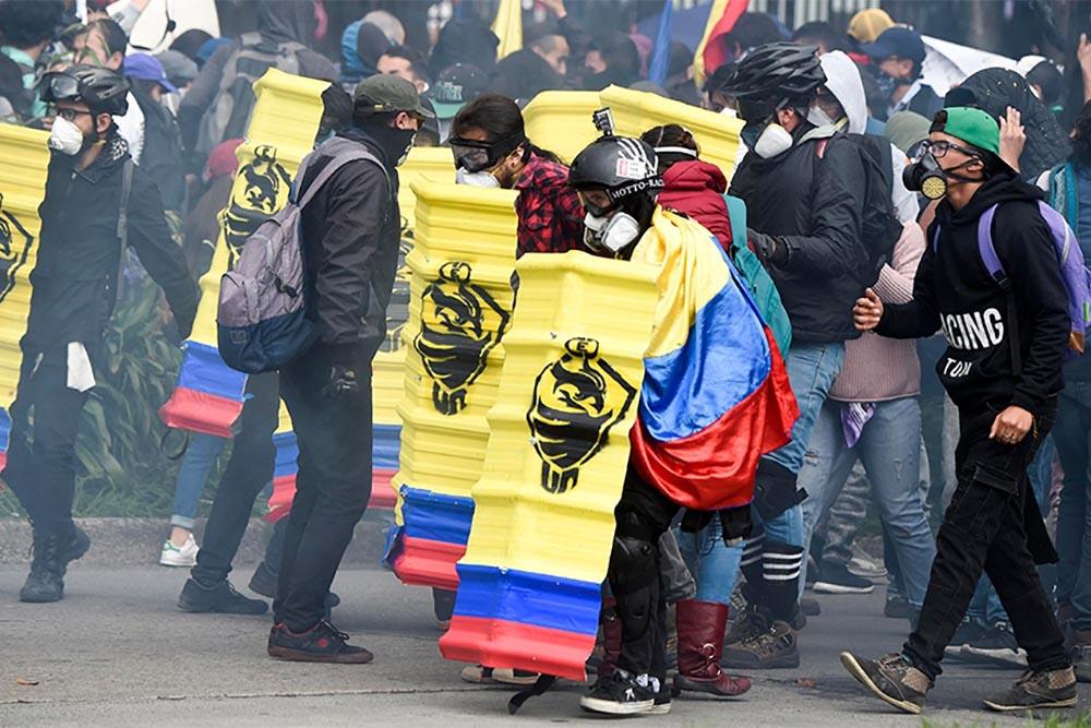 ¿Qué pasa en Colombia? La voz del Coordinador Nacional Agrario