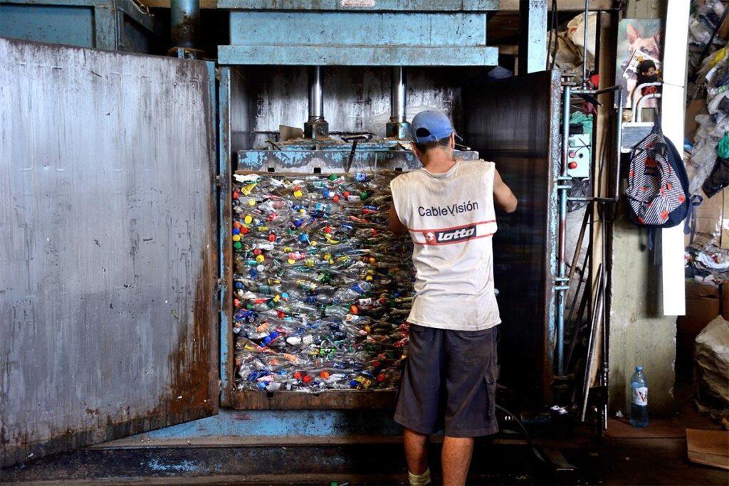 Recicladores urbanos