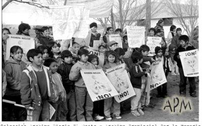 Historia de un triunfo: a 25 años de la gran marcha a Gastre