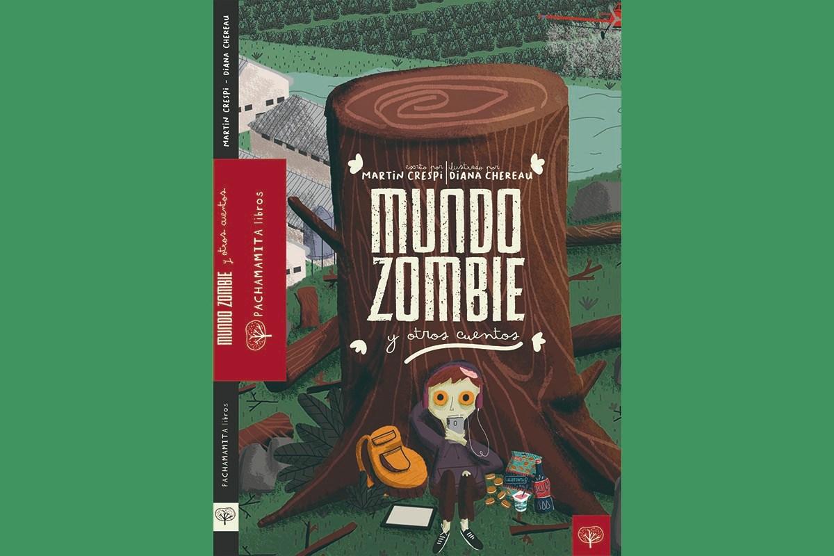 Libro Mundo Zombie