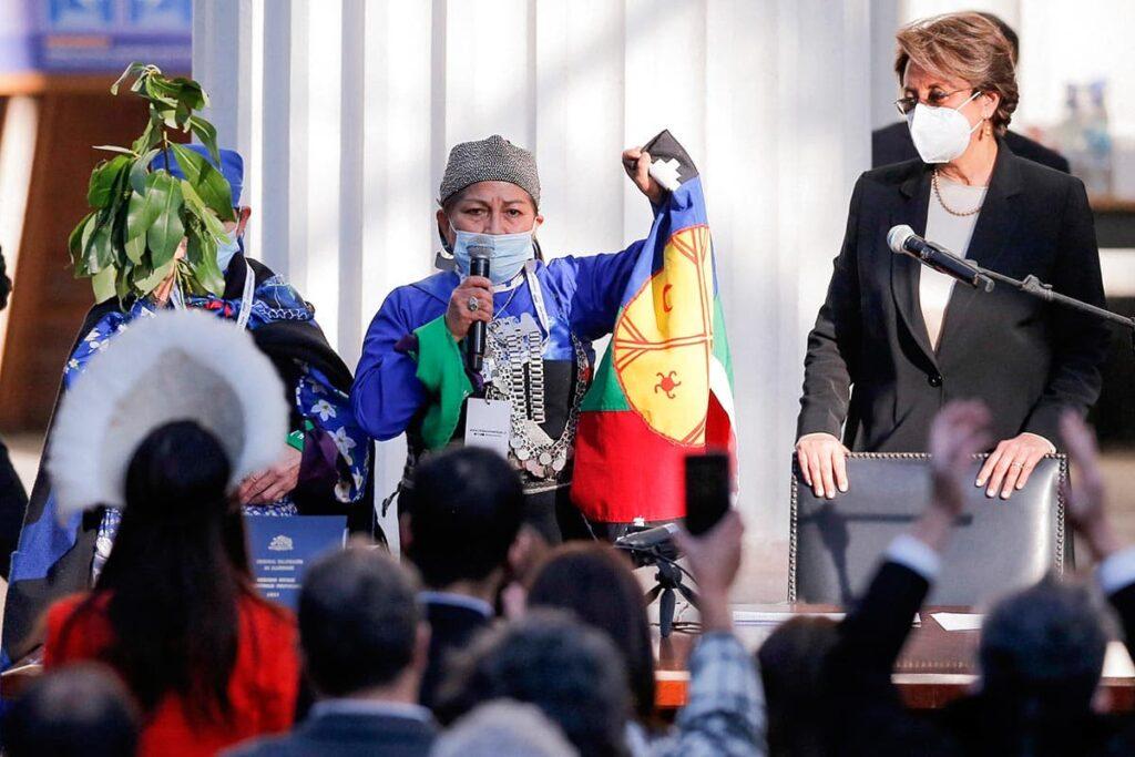 Convencion constitucional en Chile el 04 de junio 2021