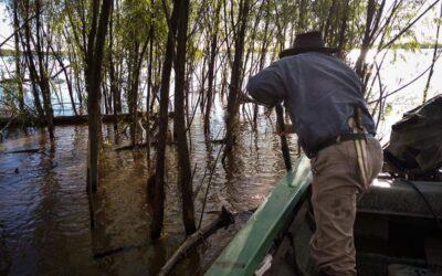 Parque Nacional Islas de Santa Fe: desalojos y derechos vulnerados a familias isleñas