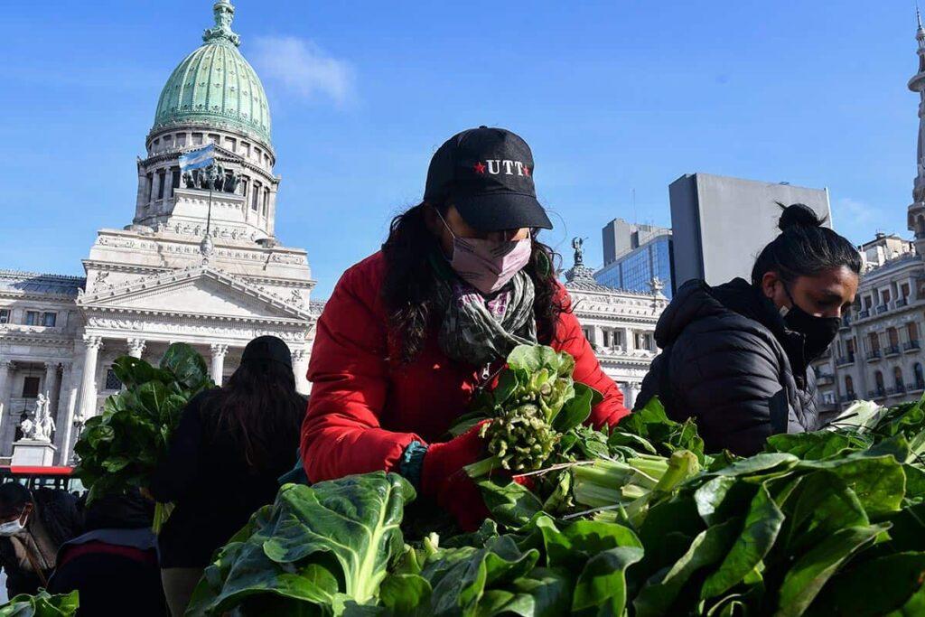 Proyecto de ley de agroecología en el Congreso