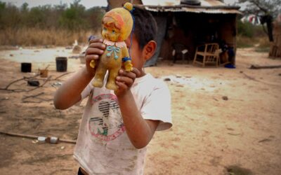 Pueblos indígenas, desnutrición y desmontes en el Chaco salteño