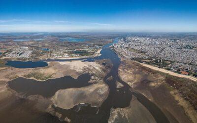 Río Paraná: la bajante más grande en 52 años