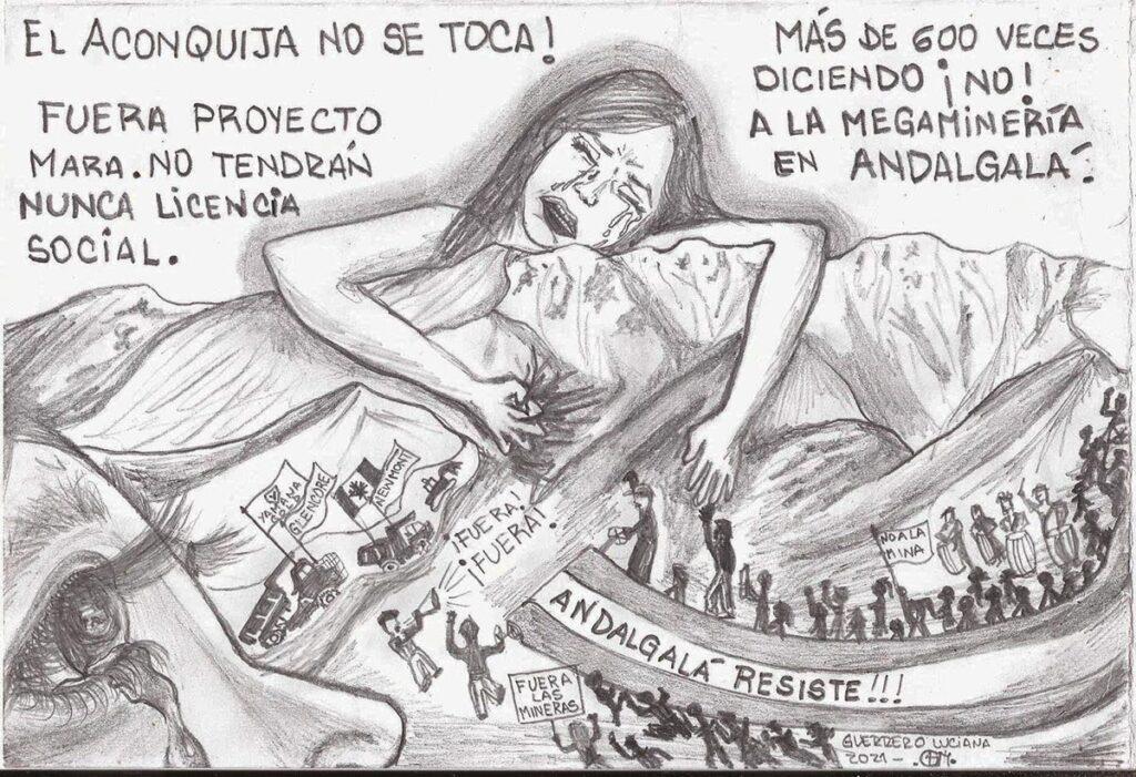 Jóvenes por Andalgalá