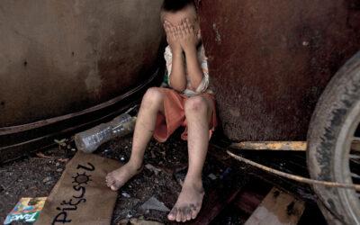 La crisis climática afecta en forma directa a la mitad de los niños y niñas del mundo