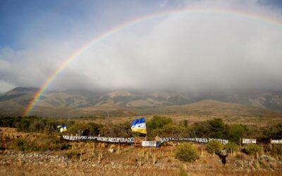"""""""El Pueblo Mapuche mantiene su vitalidad, se organiza y es libre"""""""